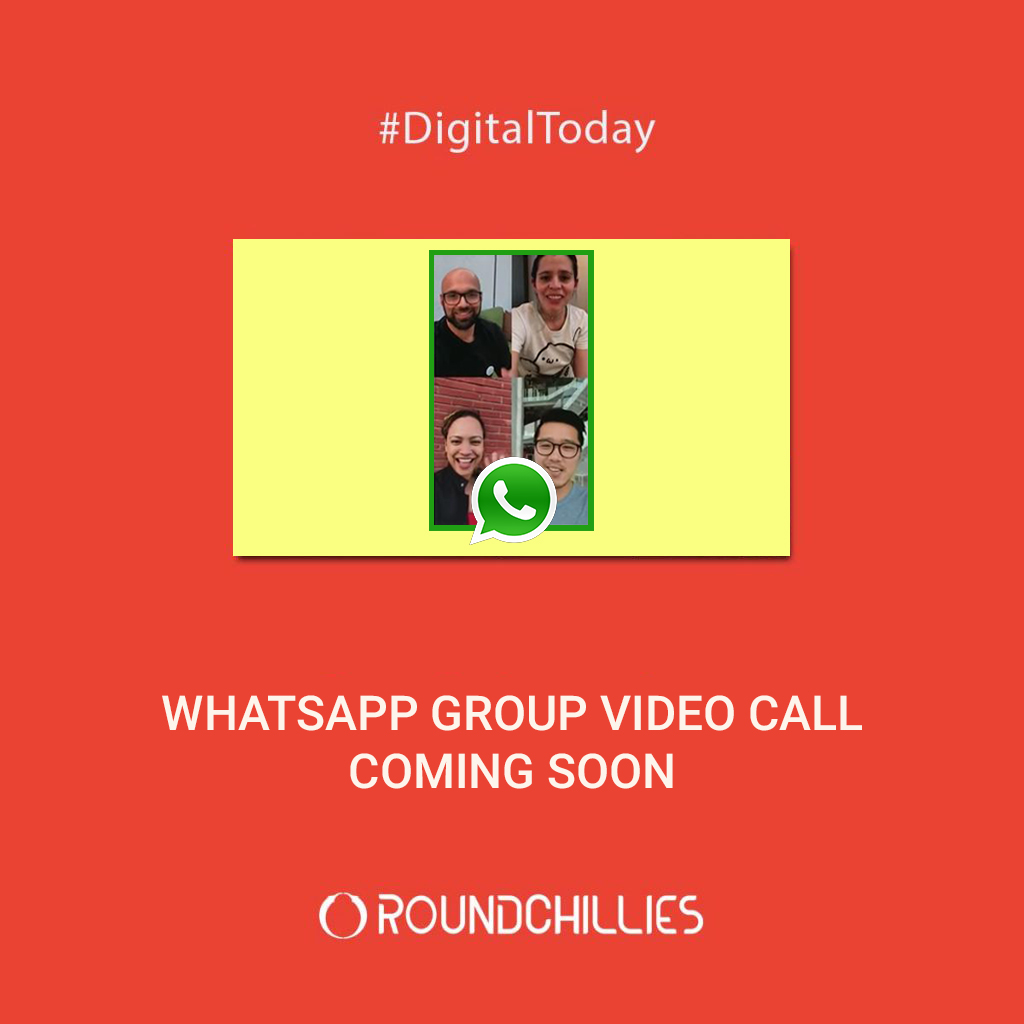 how to make group call whatsapp